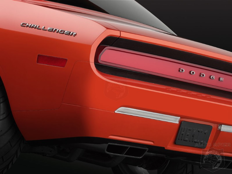 Dodge Challenger SRT8 Pricing Announced & Dodge Challenger SRT8 Pricing Announced - AutoSpies Auto News